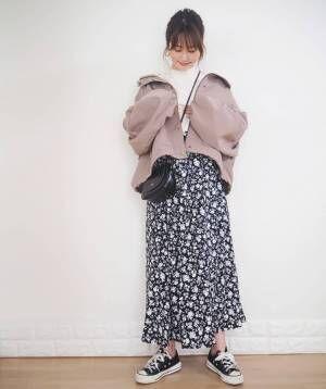ユニGUヘビロテ!妊娠中もおしゃかわいいomiのプチプラファッション