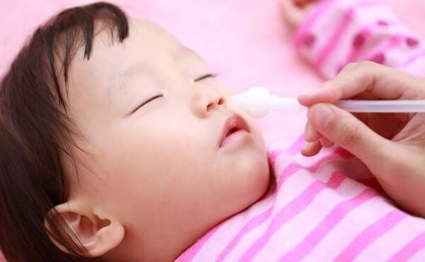 鼻水は何回吸っても大丈夫!良いことだらけです【3児ママ小児科医直伝】