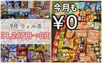 日用品が無料!?支払い0円で爆買いできちゃう「ウエル活」がすごい!