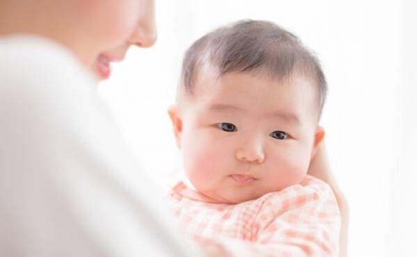 愛おしい赤ちゃんのイメージ