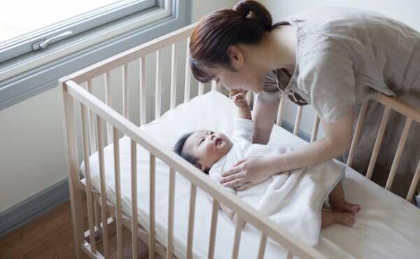 低月齢の赤ちゃんのお世話のイメージ