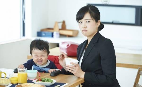 子どもの癇癪のイメージ