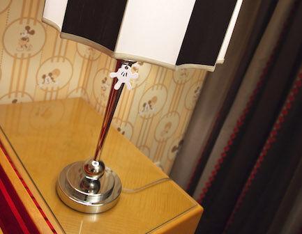 ディズニーアンバサダーホテル「ミッキーマウスルーム」