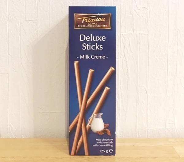 カルディのトリアノン スティックチョコレートミルク