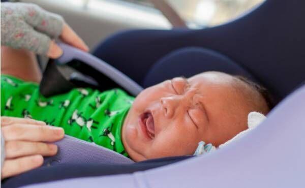 帰省中の赤ちゃんの事故