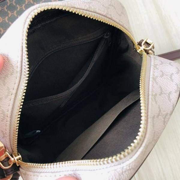 【しまむら】見つけたら即買い!セ●ーヌ風バッグがとにかくかわいい!
