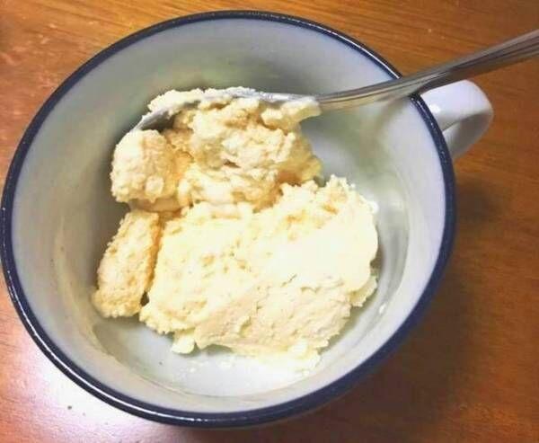 ココナッツクリームアイス