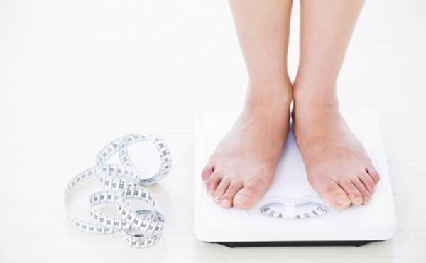 体重測定のイメージ
