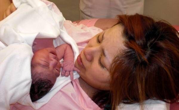 出産のイメージ