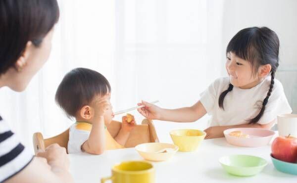 離乳食と幼児食