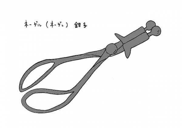 ネーゲル鉗子