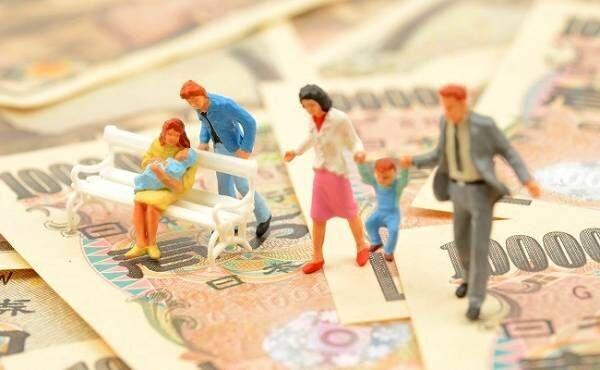子育てとお金のイメージ