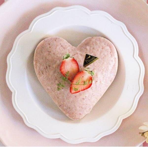 9〜11カ月ごろ(離乳食後期)のレシピ「いちごたっぷり米粉のスチームケーキ」