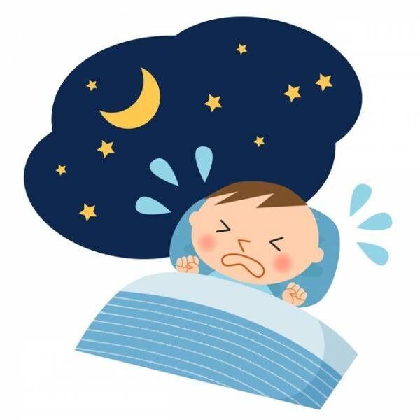 夜泣きには抱っこもトントンも要りません!【3児ママ小児科医のラクになる育児】