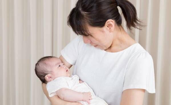 産後に多く見られる? 赤ちゃんが抱っこできなくなる疾患!?【体験談】