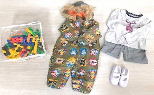 子どもの衣類の節約