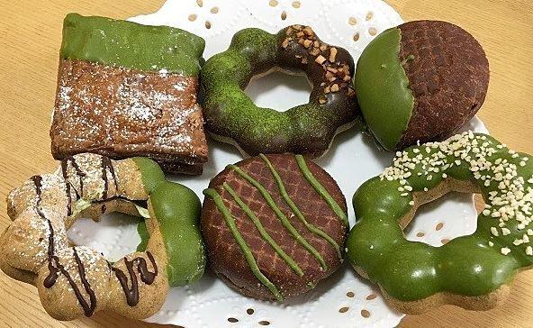 【ミスド】夢のコラボ!?世界のヨロイヅカと祇園辻利のコラボドーナツを実食!