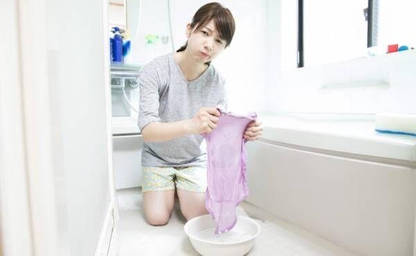 う●ち汚れがラクに落ちる極意はコレ!汚れた肌着や洋服の洗い方【ラクに楽しく♪特集】