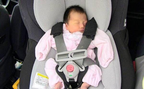 小さめの赤ちゃんのイメージ