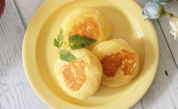 【離乳食後期】焼きスイートポテト