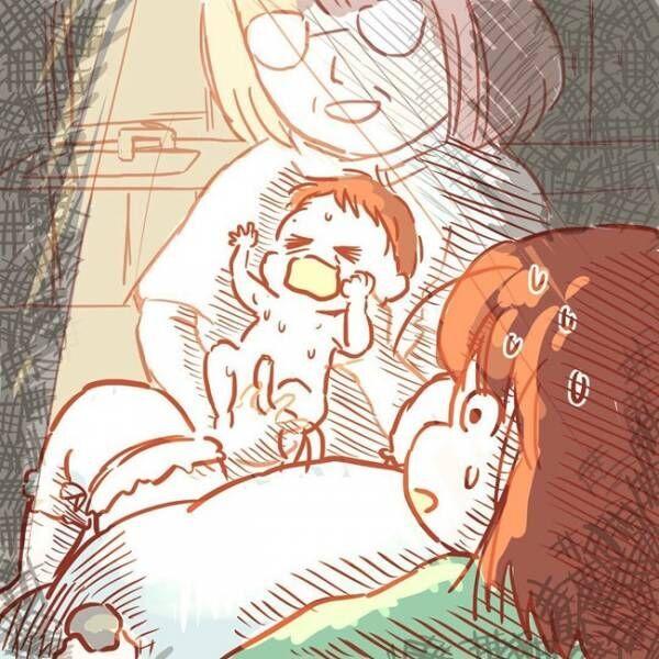 引きずり出された感ハンパない!ズルリ…ついに出産、初対面は?! #4