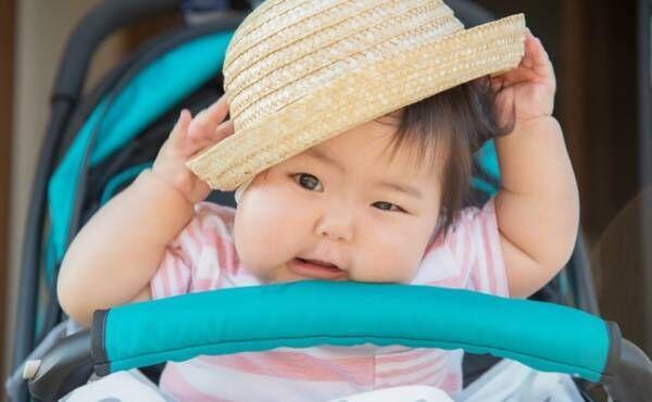 実はこんなに暑くて危険!夏の「ベビーカー熱中症」にご用心!【3児ママ小児科医のラクになる育児】