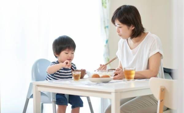 子ども夏食事