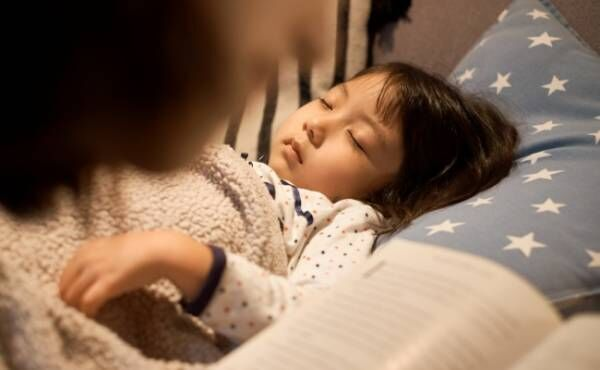 子ども睡眠