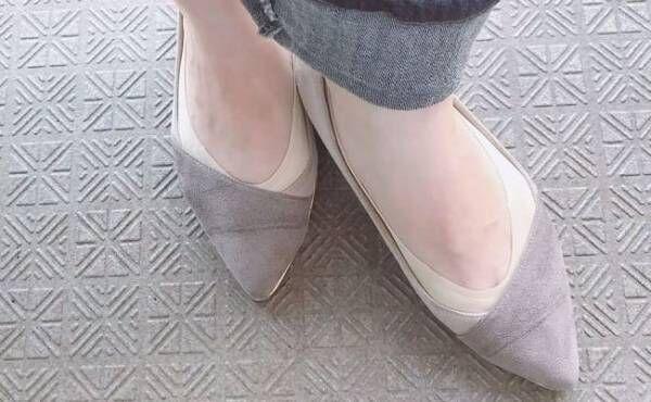 ココピタ靴下着用