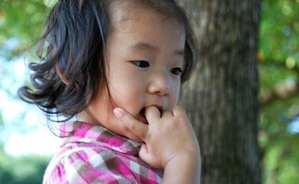 幼児指しゃぶり