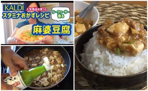 カルディマーボー豆腐トップ