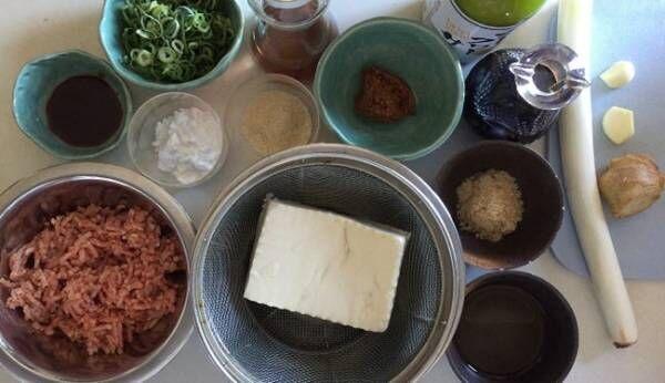 カルディマーボー豆腐材料