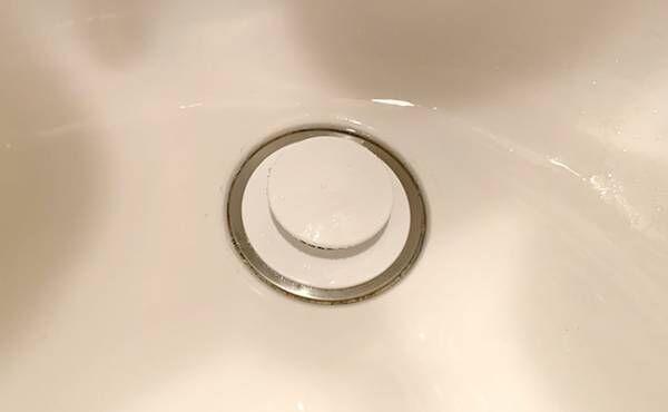 目隠し洗面ゴミガード
