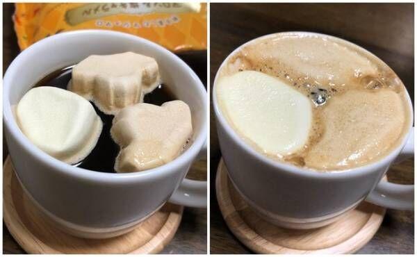 カルディ栗マシュマロコーヒー