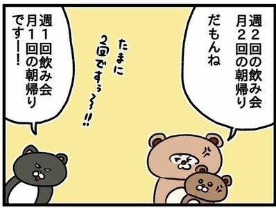 【ねこたぬのはじめて育児30】