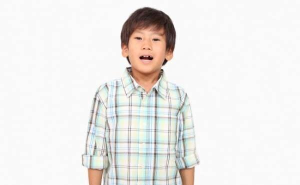 8歳男の子