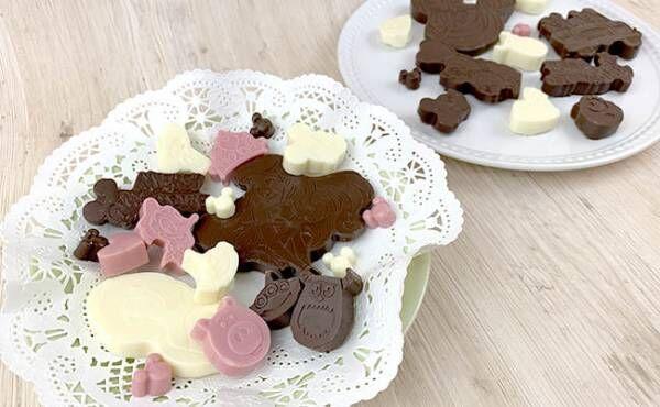 ダイソーディズニーシリコーンチョコレート型