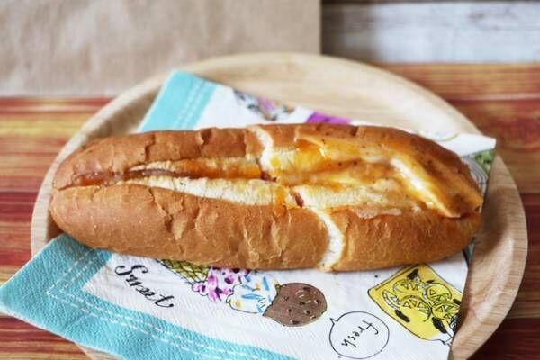 モーニング・セットD ベーコンとタマゴ~3種のチーズ~
