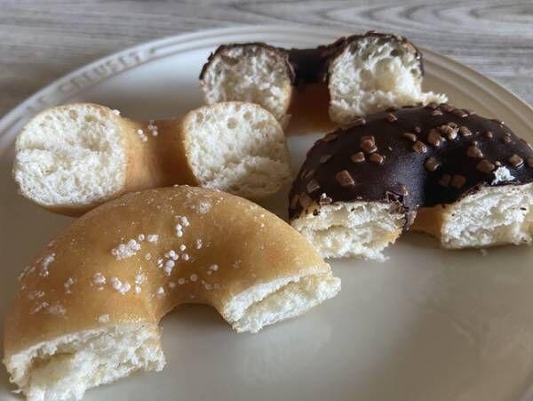 業務スーパードーナツシュガーコーティングドーナツチョココーティング