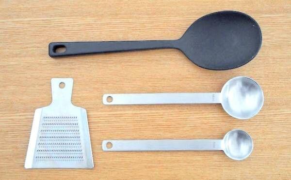 無印良品 便利調理器具3選