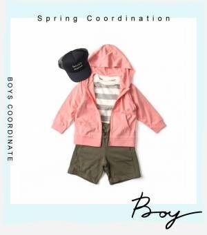画像5: 【GU】春らしく爽やかに。スポーティコーデの着こなしポイント~Boys編~