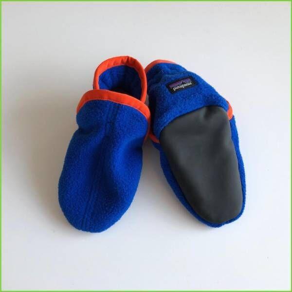 画像: 0歳から活躍 靴下の片足迷子問題も解消 『パタゴニアのベビーフットカバー』