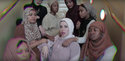 """「ムスリム女性特有の苦悩」を訴えるために韻を踏む""""ヒジャービー・ラッパー""""誕生。"""