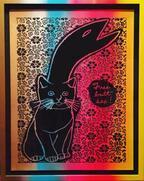 ニャんてこった。猫の手を借りて「平等な社会」を勝ち取るアーティスト。