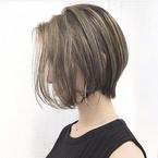 寒い冬こそショートで目立っちゃえ♥あえての首元すっきりヘア