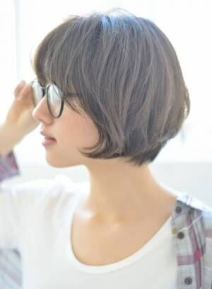 【前下がりボブで男ウケ♥︎】30代・40代女子のトレンドボブ☆2018