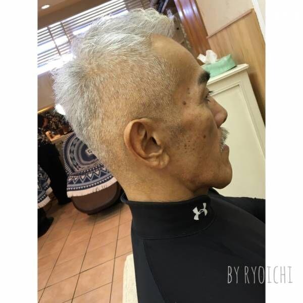 ビジネスにも有効☆男らしさと清潔感をUPさせるスッキリ短髪がアツい!
