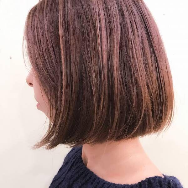 旬の髪色♥ボブ×ハイライト・ローライトでオシャレ度をUPしよう!