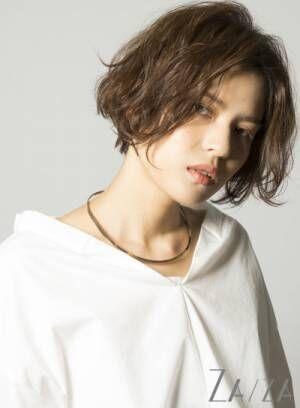 【2018年春】30代・40代の大人女性に似合うトレンドボブ6選