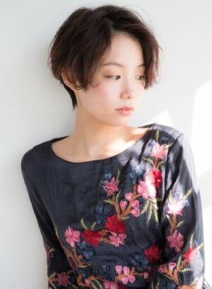 """""""ふんわり動く""""が今のトレンド♥ショートヘアの春パーマカタログ"""